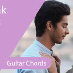 Dhadak Title Track Piano Notes
