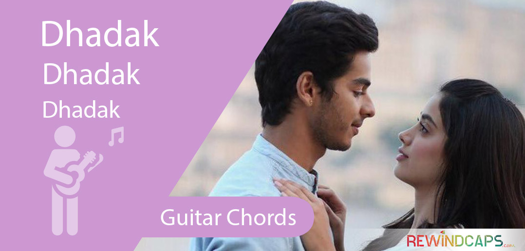 Janhvi Kapoor Dhadak Title Track Piano Notes First Song Rewindcaps