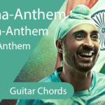 Soorma Anthem Chords -Guitar