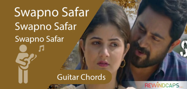 Swapno Safar Chords - Guitar