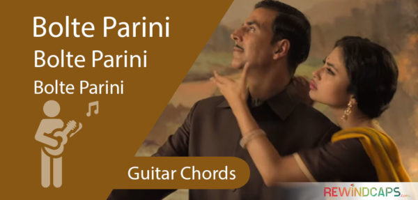 Bolte Parini Chords - Guitar