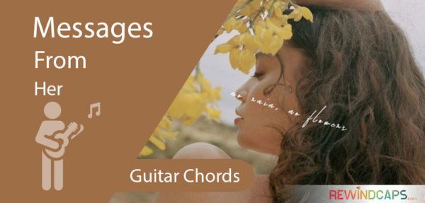 Messages From Her Chords - Guitar