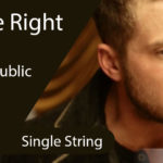 One Republic All The Right Moves Tabs - Guitar - Single String