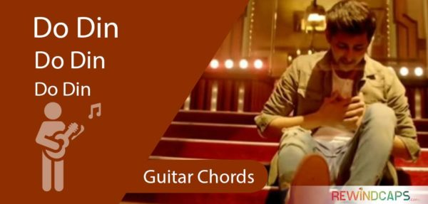 Do Din Chords - Guitar - Darshan Raval