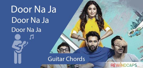 Door Na Ja Chords - Guitar - Mitro