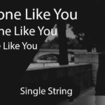 Easy Someone Like You Guitar Tabs - Single String