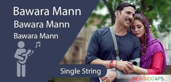 Bawara Mann Guitar Tabs - Single String