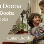 Arijit Singh: Dooba Dooba Chords with Strumming Pattern | Guitar [Helicopter Eela]