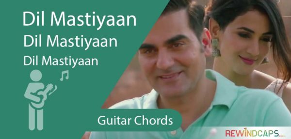 Dil Mastiyaan Chords by Ash King