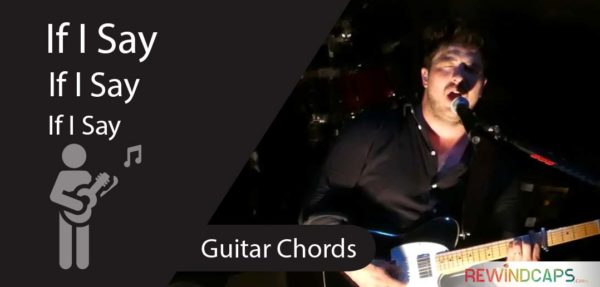 If I Say Chords - Mumford and Sons