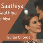 Meray Saathiya Chords - Roxen