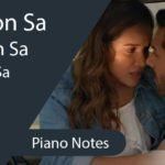 Paniyon Sa Piano Notes