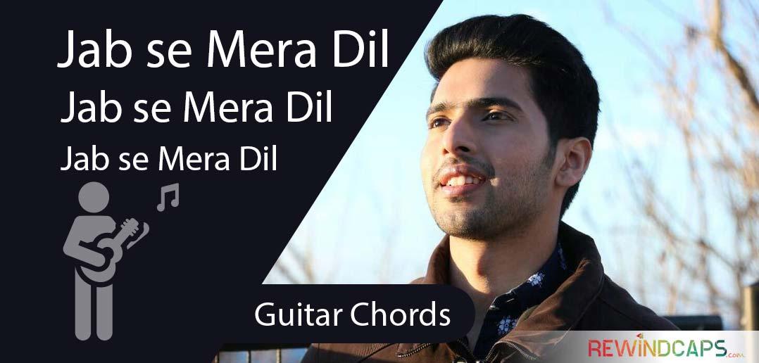 Jab se Mera Dil Chords