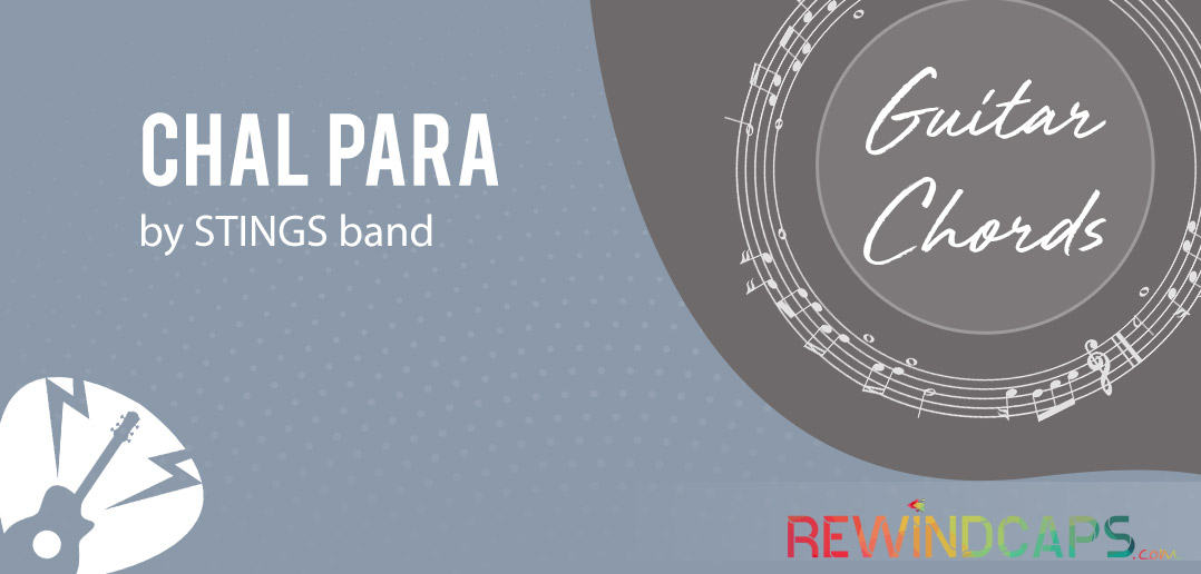Chal Para Chords by Strings Band