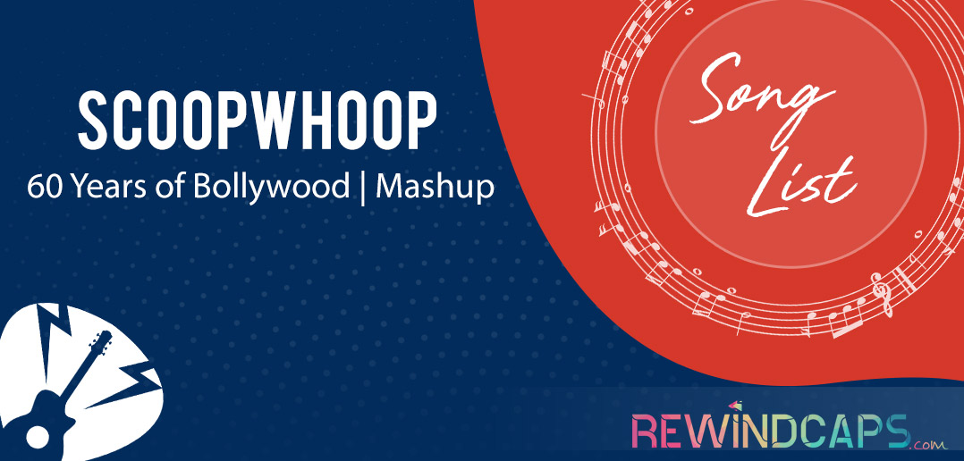 Scoopwhoop 60 years of bollywood in 4 chords - Mashup